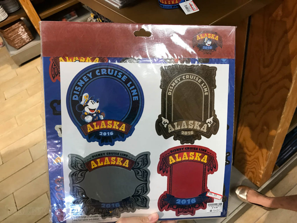 Disney Outlet DCL Merch January 2017
