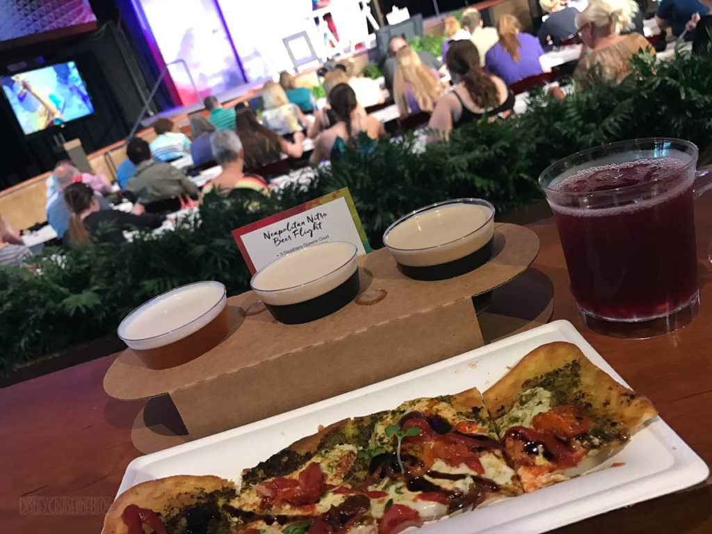 Epcot Art Festival Food