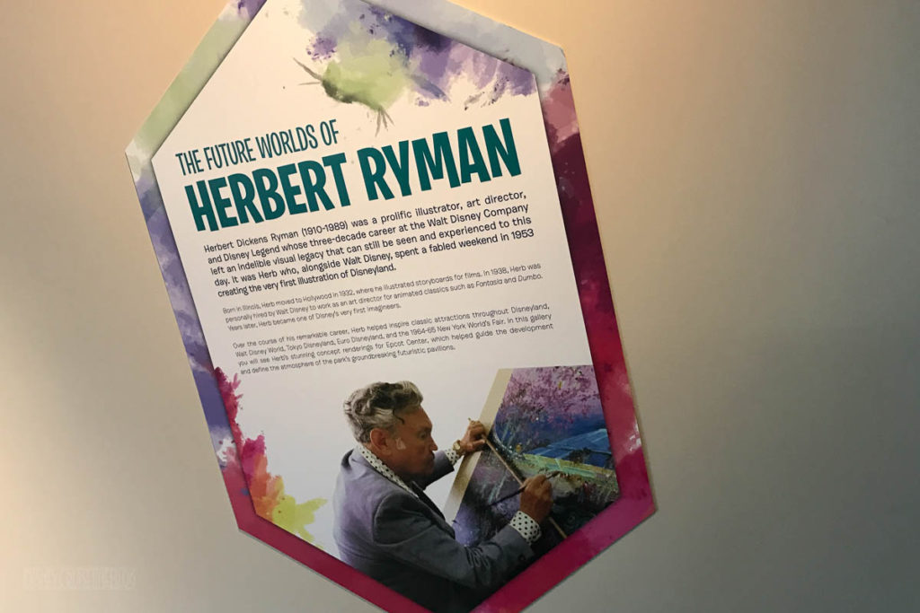 Herb Ryman Exhibit