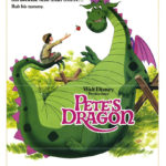 Pete's Dragon 1977 Movie Poster
