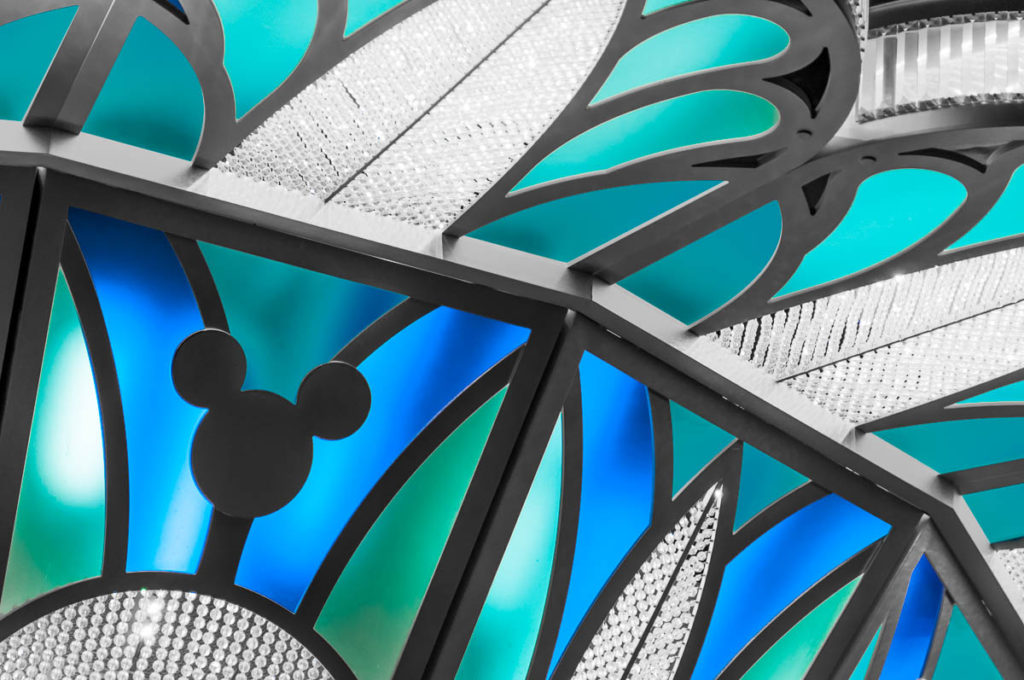 Silver Dreams Hidden Mickey