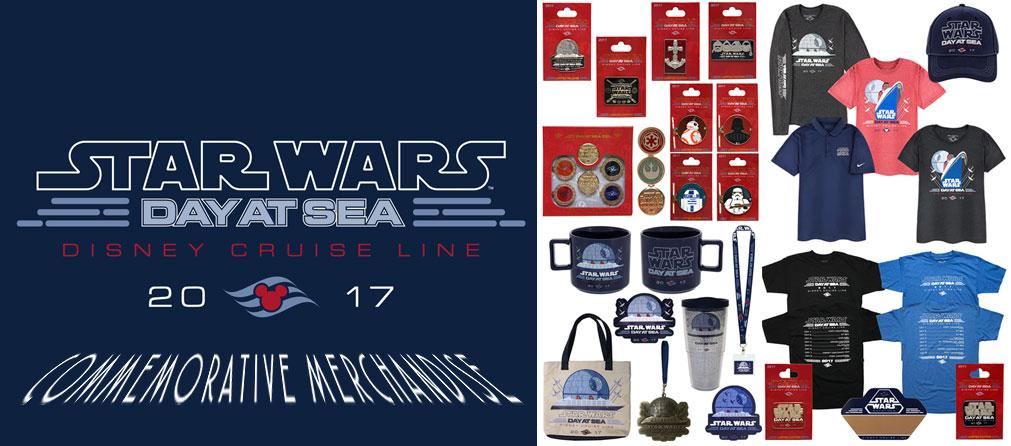Star Wars Day At Sea 2017 Merchandise