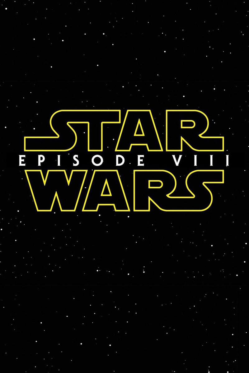 Star Wars Episode VIII Movie Poster Teaser