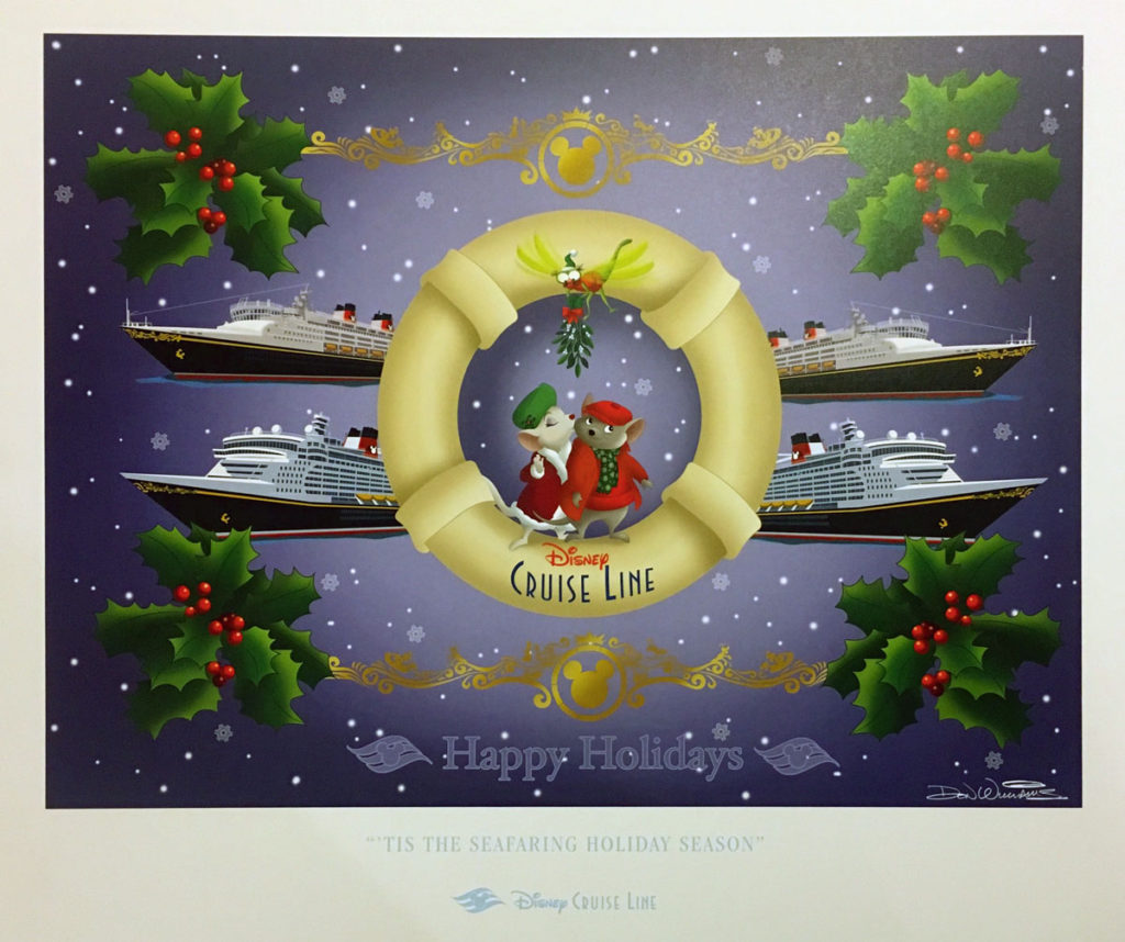 Tis The Seafaring Holiday Season Don Ducky Williams 2016