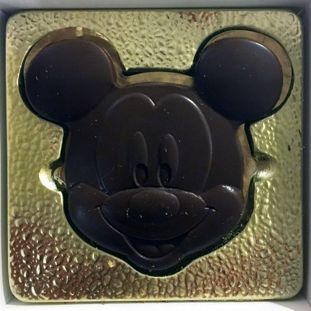 Wonder Happy Holidays Chocolate Mickey