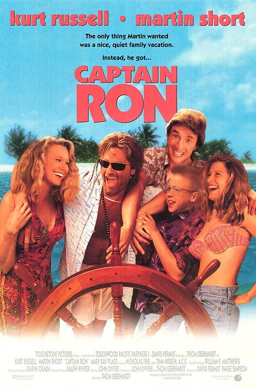 Captain Ron Movie Poster