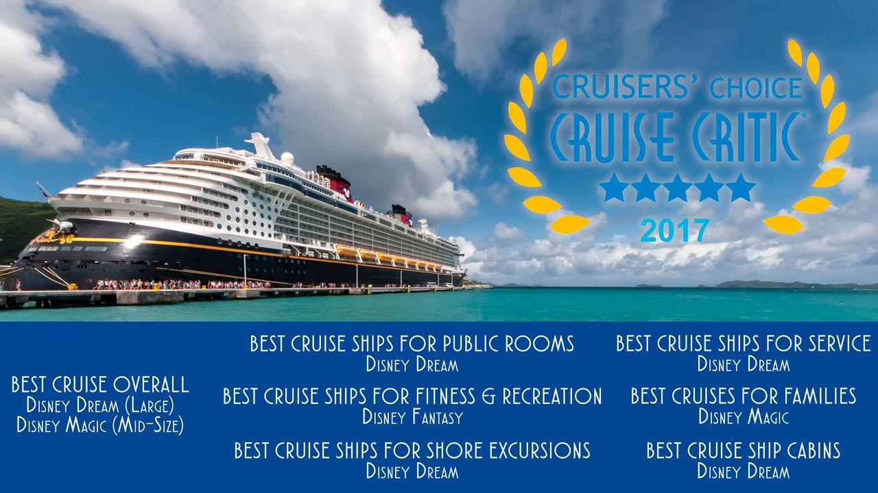 Cruise Critic 2016 Cruisers Choice Badge