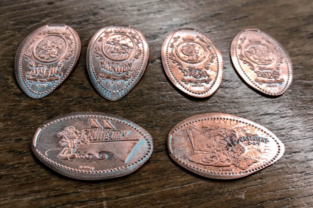 DCL Pressed Pennies