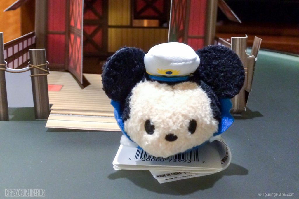 DCL Tsum Tsum Collection Captain Mickey