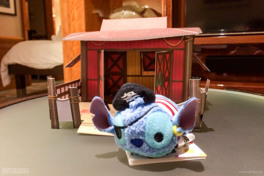 DCL Tsum Tsum Collection Pirate Stitch