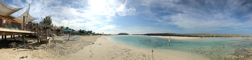 Disney Wonder Cabana Pano