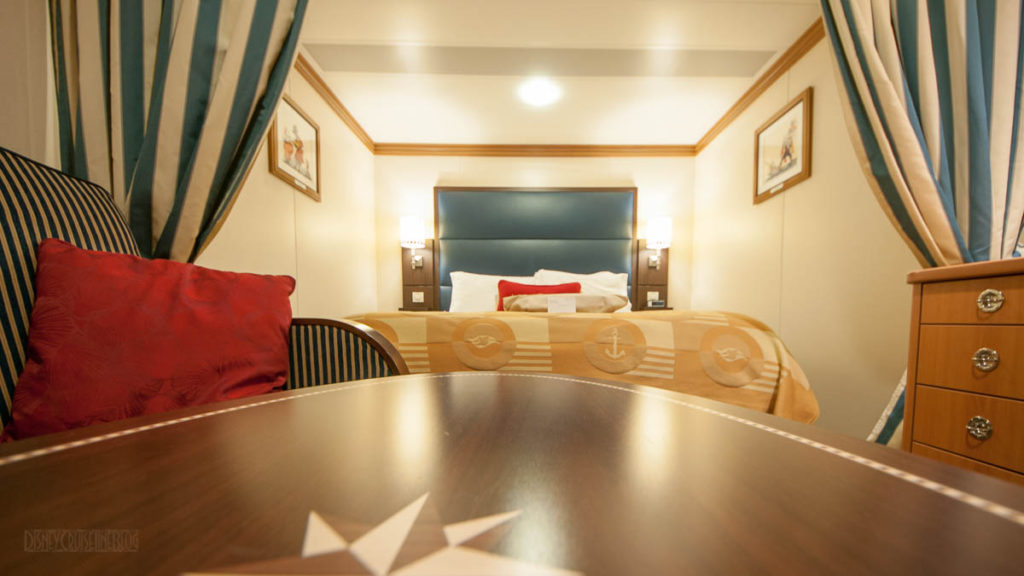 Disney Wonder Inside Stateroom 11B