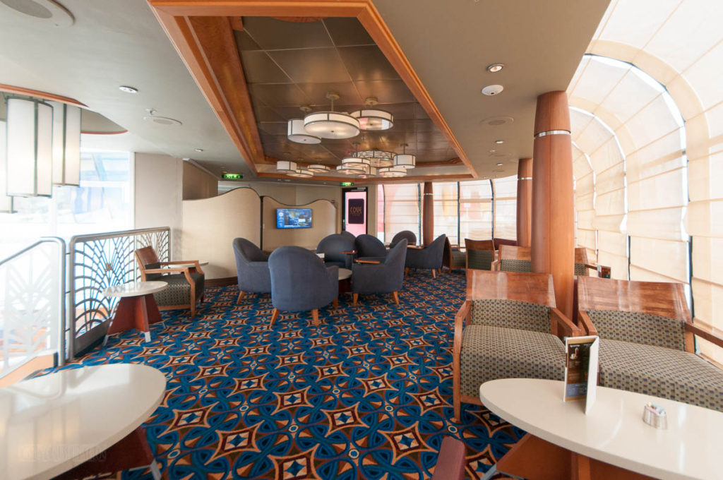 Disney Wonder Outlook Cafe