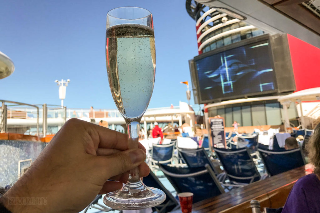 Disney Wonder Taittinger