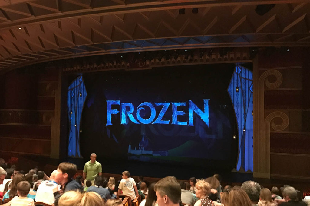 Frozen Musical Spectacular