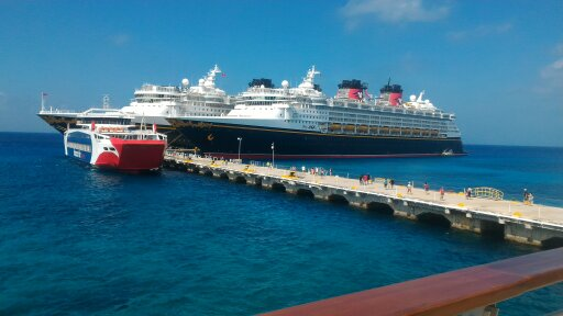 Magic Wonder January 22 Cozumel