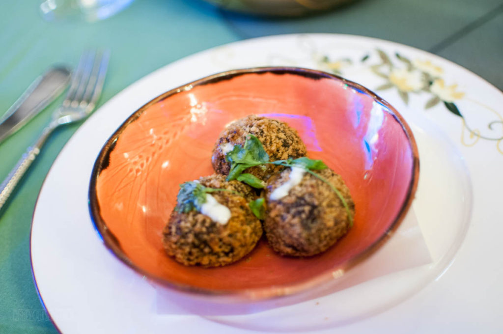 Tiana's Place Boudin Sausage Fritters