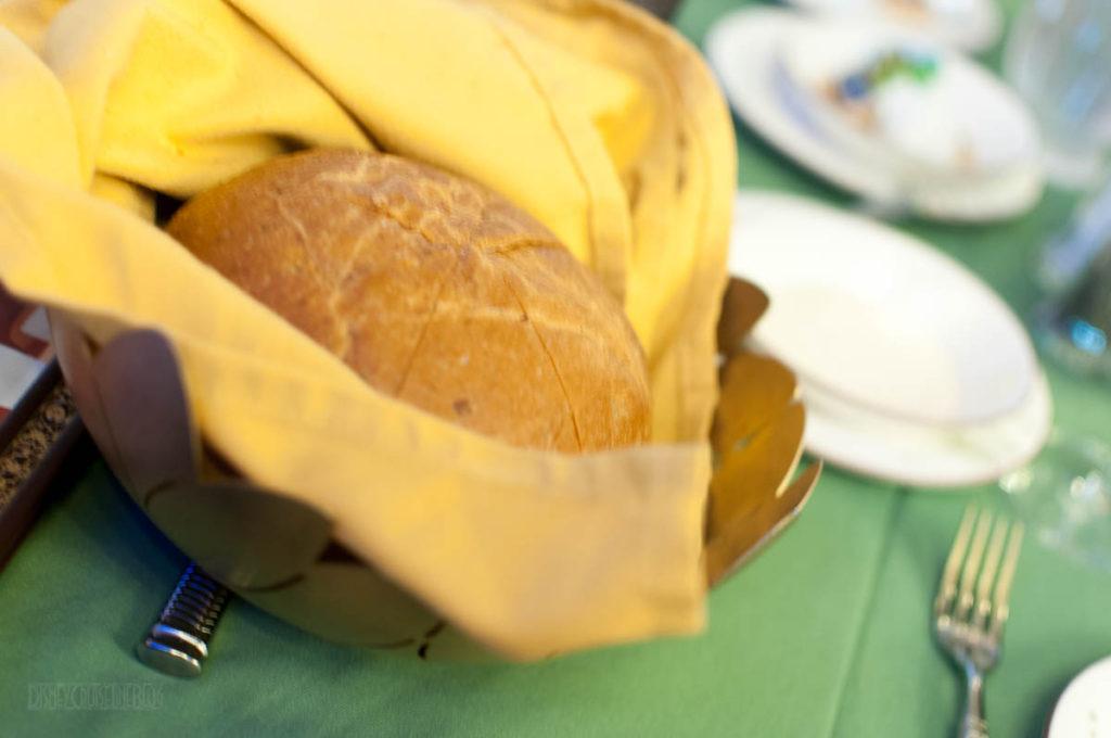 Tiana's Place Bread Service Herbed Brioche
