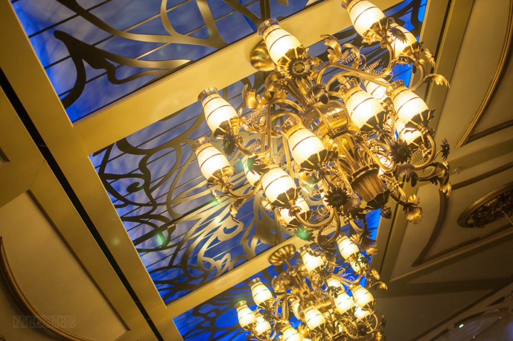 Tiana's Place Chandeliers