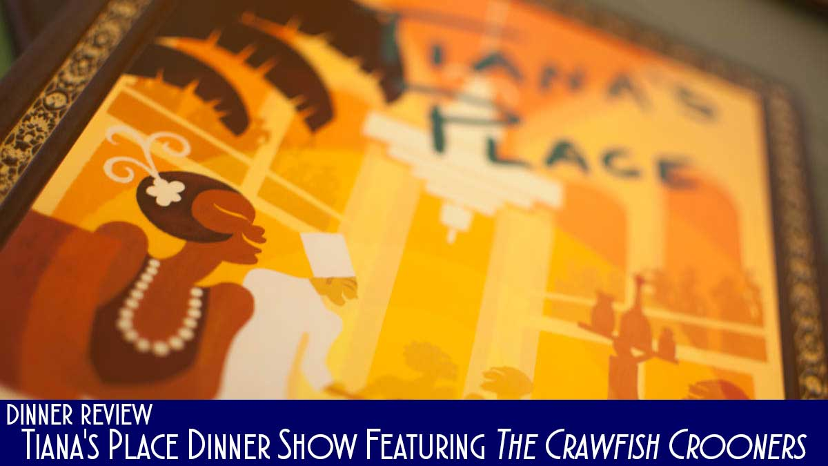 Tiana's Place Dinner Show Review
