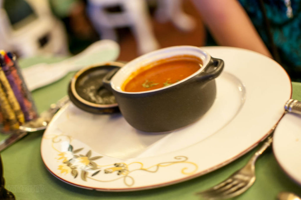 Tiana's Place Mama Odie's Creamy Tomato Soup