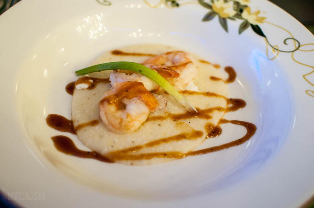 Tiana's Place Sautéed Gulf Shrimp And Grits