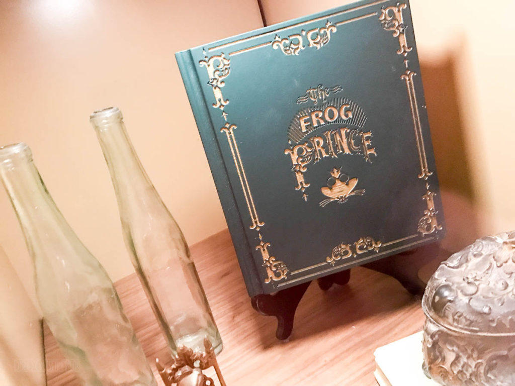 Tiana's Place The Frog Prince Book