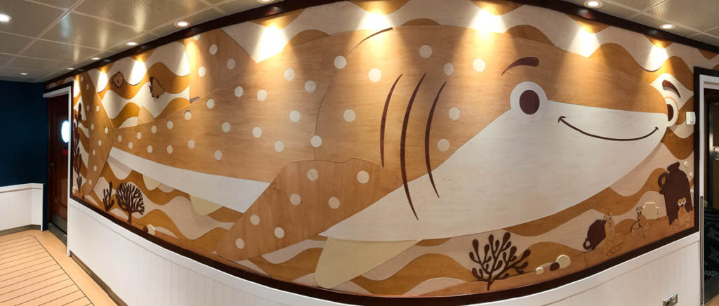 Wonder Cabanas Mural