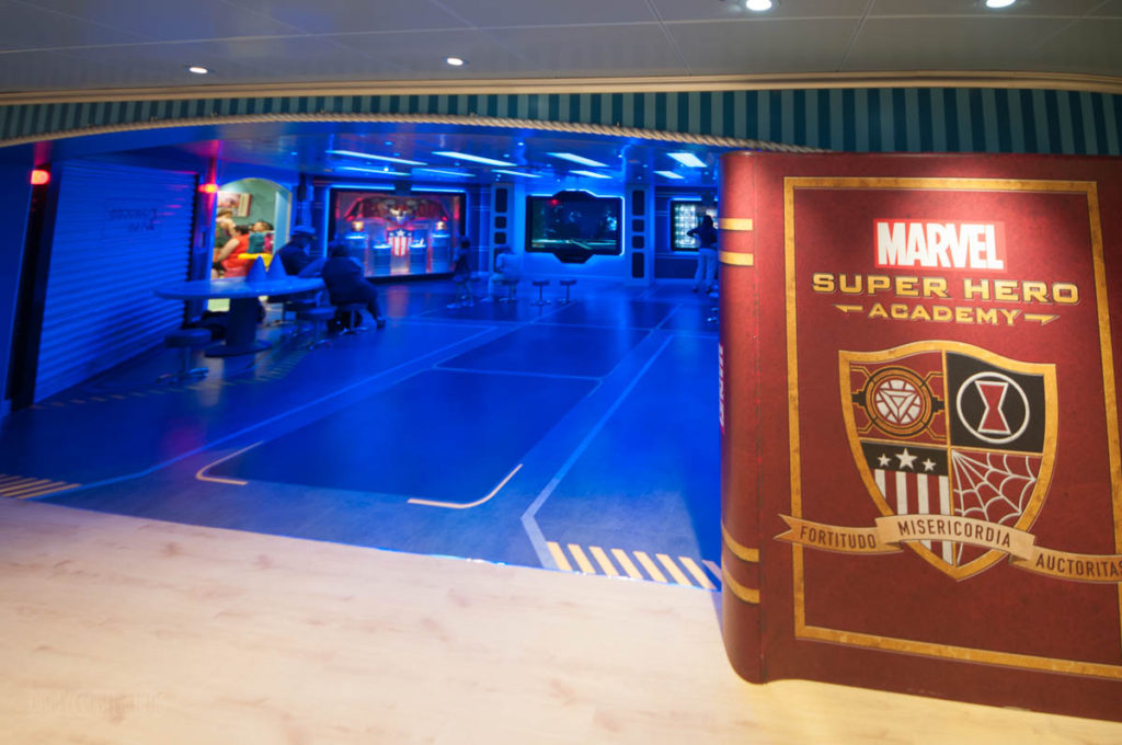 Wonder Marvel Super Hero Academy