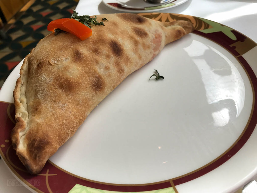 Wonder Palo Brunch Calzone