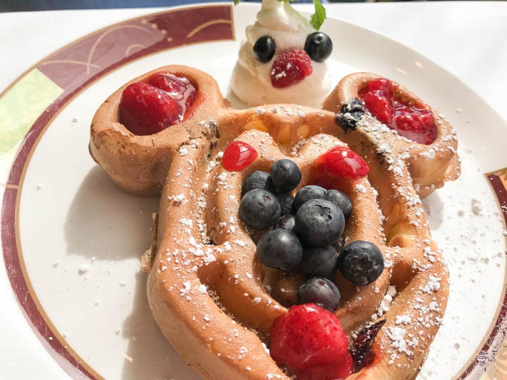 Wonder Palo Brunch Mickey Waffle