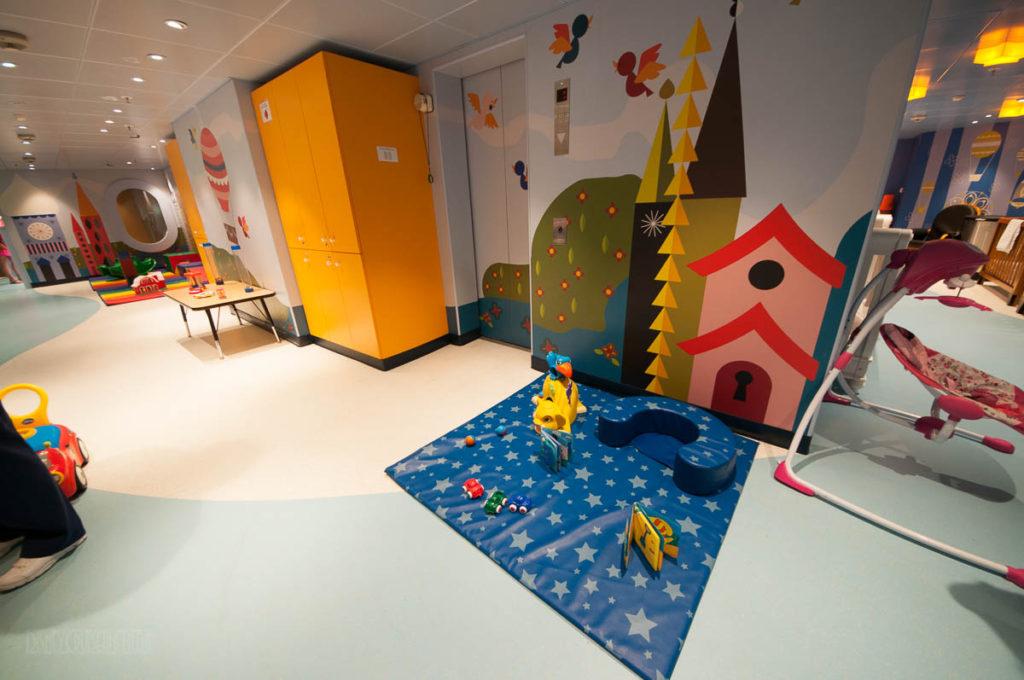 Wonder Its A Small World Nursery