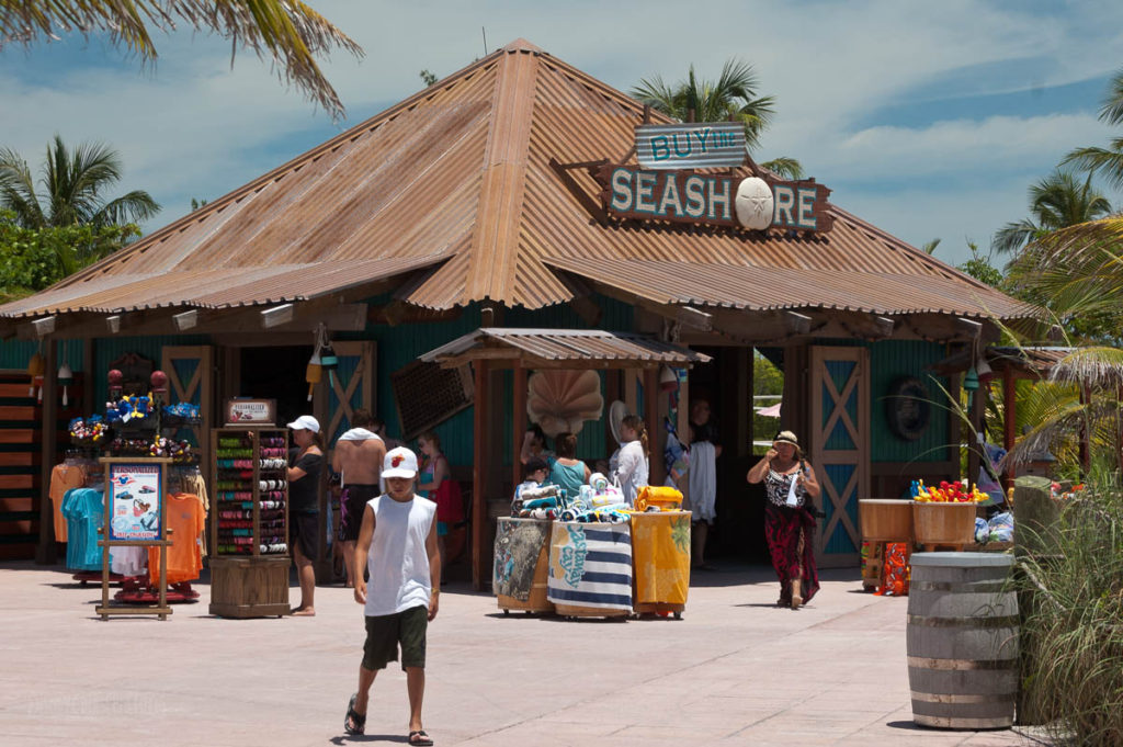 Buy The Seashore Castaway Cay