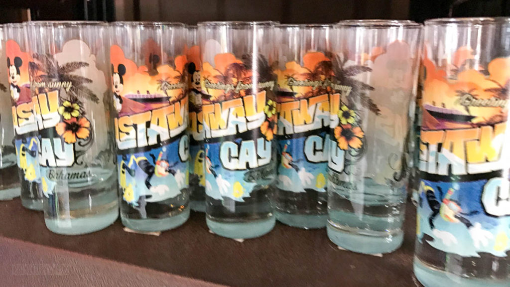 Buy The Seashore Merchandise Feb 2017 Castaway Cay Shot Glass