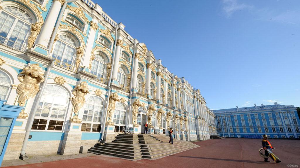 Catherine Palace Saint Petersburg Russia