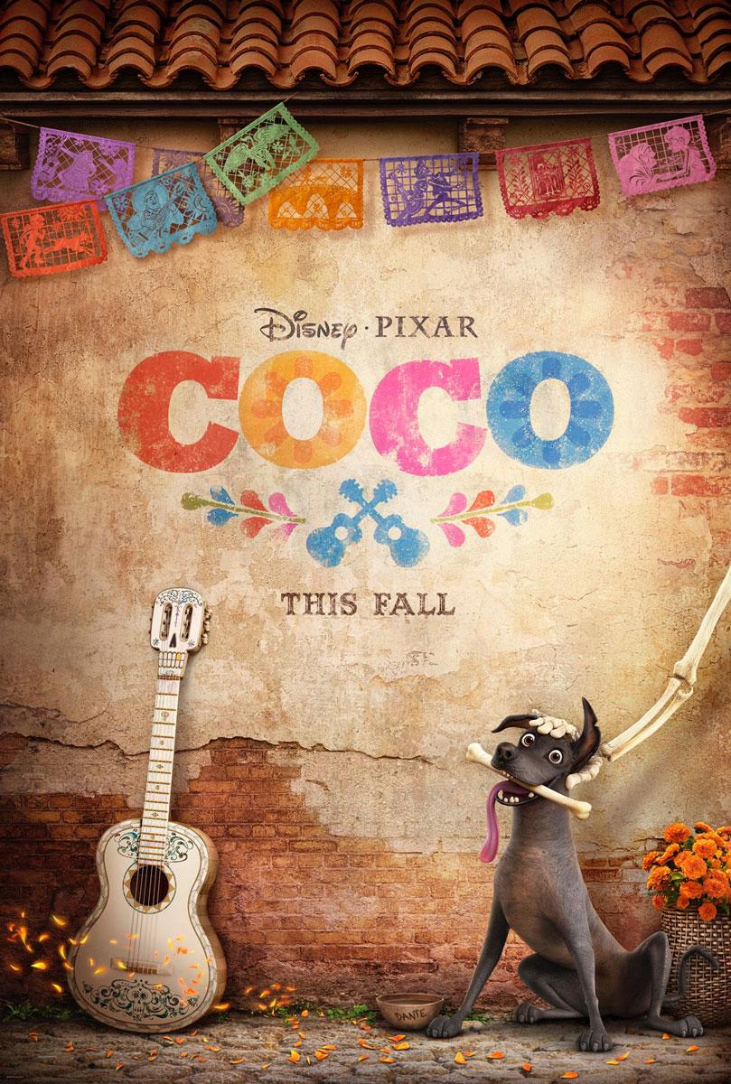 Coco Movie Poster