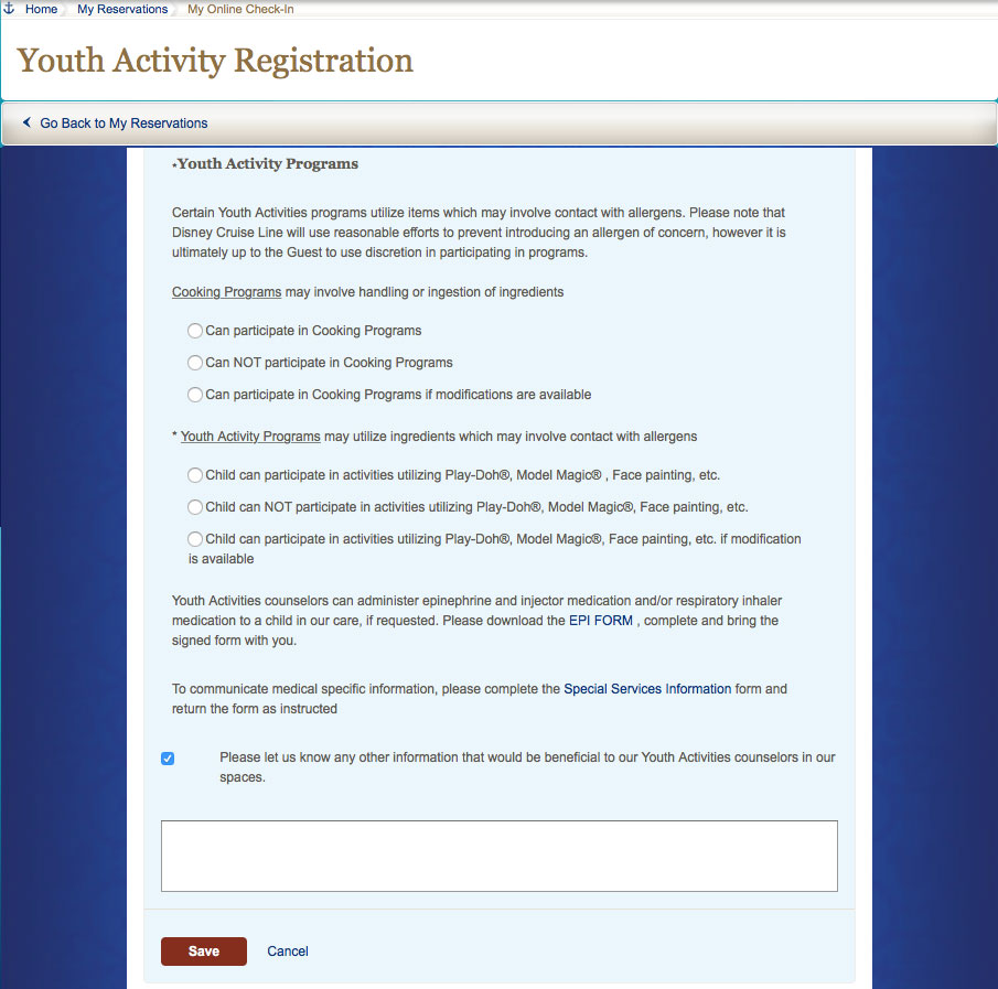 DCL Youth Activities Registration 2017 3