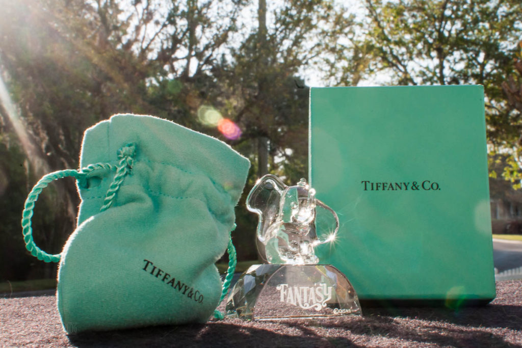 Disney Fantasy Tiffany & Co Announcement
