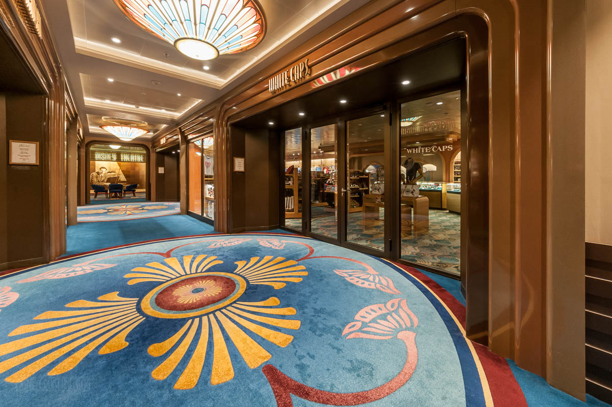 Disney Cruise Line Onboard Merchandise Offerings