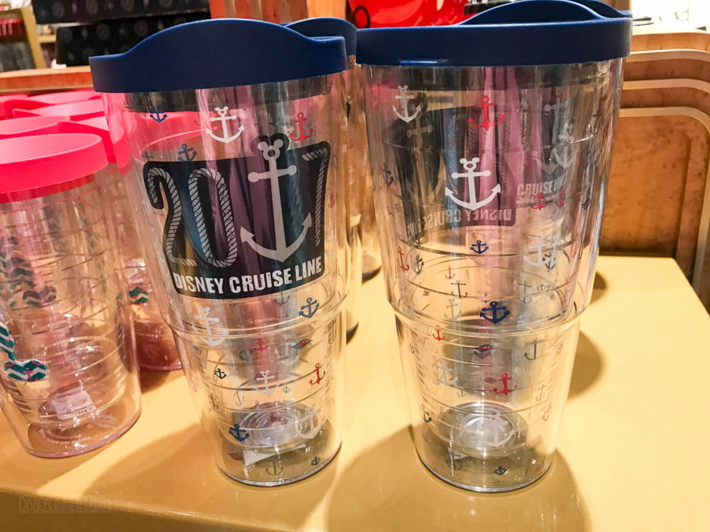 Mickey's MainSail Wonder Merch Feb17 2017 Tervis