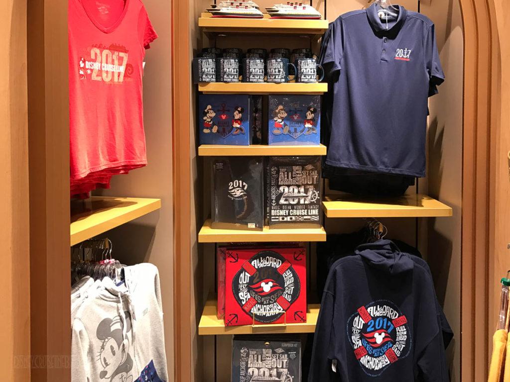 Mickey's MainSail Wonder Merch Feb17 2017