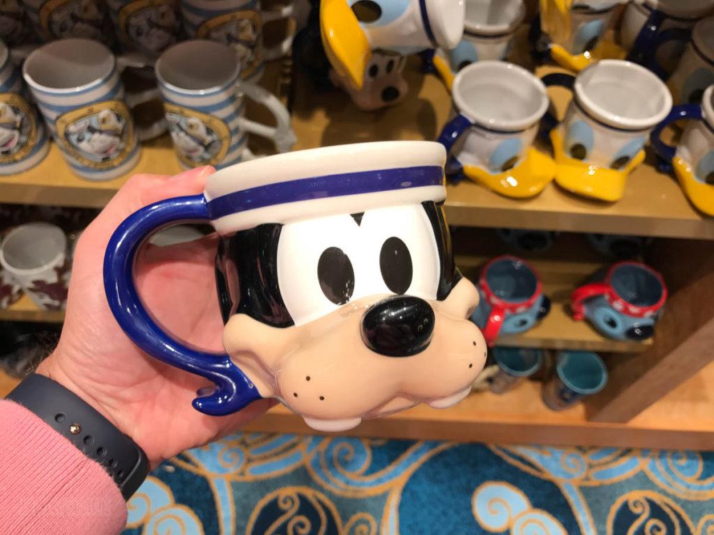 Mickey's MainSail Wonder Merch Feb17 Goofy Mug
