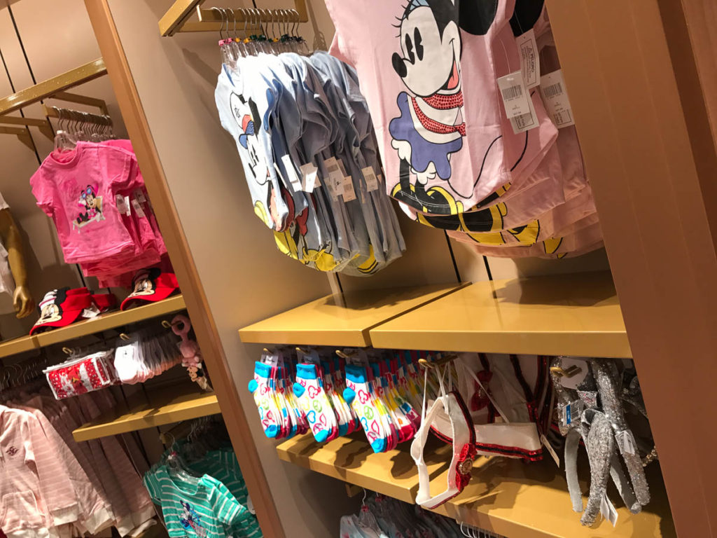 Mickey's MainSail Wonder Merch Feb17 Kids Clothing