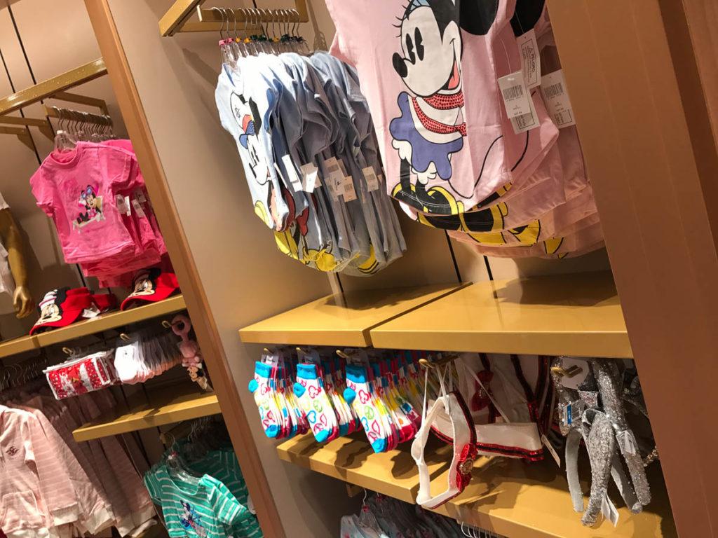 Mickey's MainSail Wonder Merch Feb17 Kids Clothing