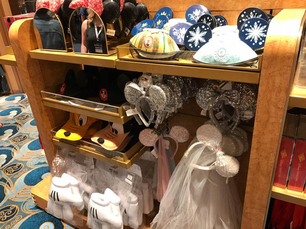 Mickey's MainSail Wonder Merch Feb17 Kids Hats