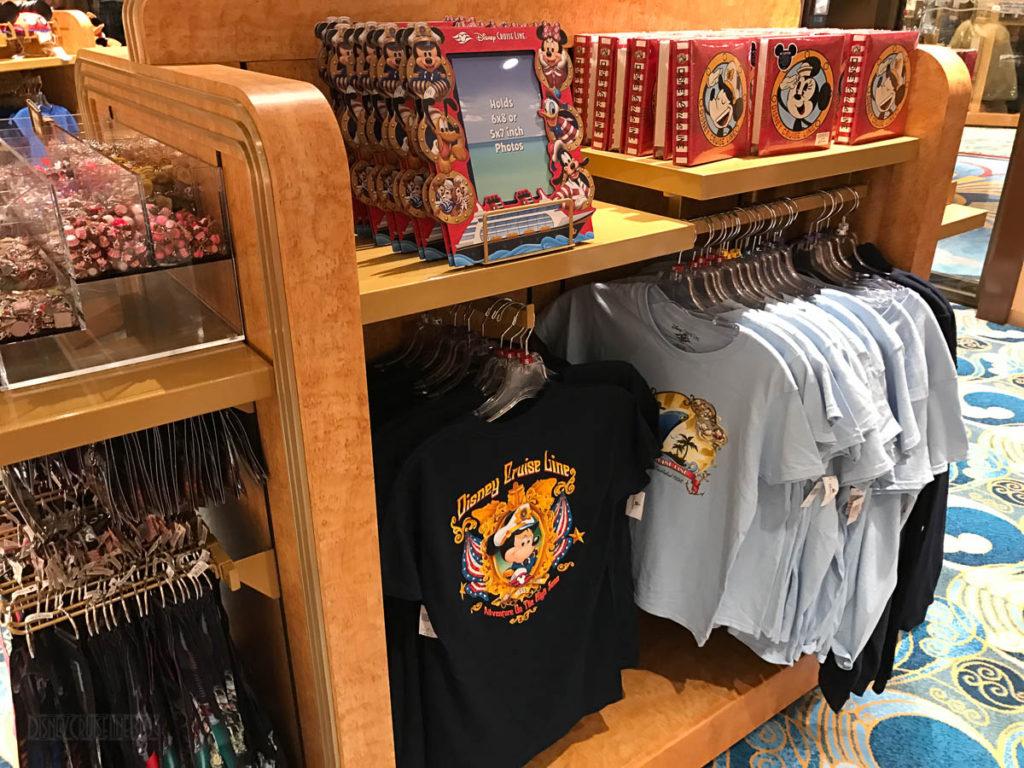 Mickey's MainSail Wonder Merch Feb17 Kids Shirts