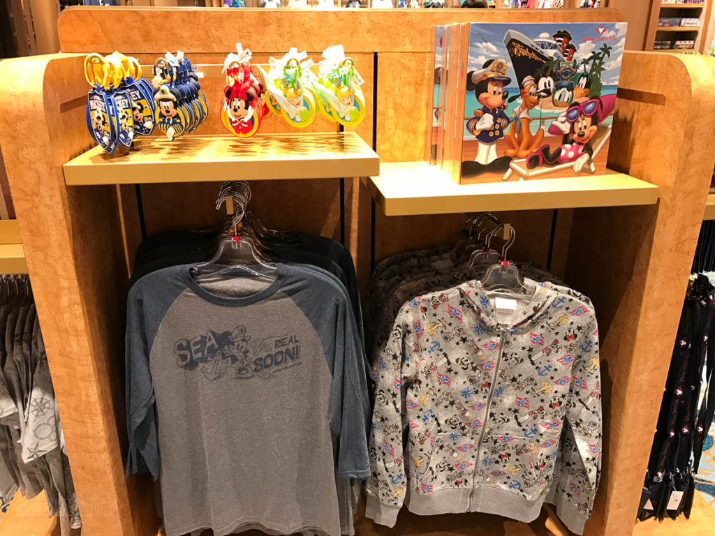 Mickey's MainSail Wonder Merch Feb17 Luggage Tags Shirt Jacket A