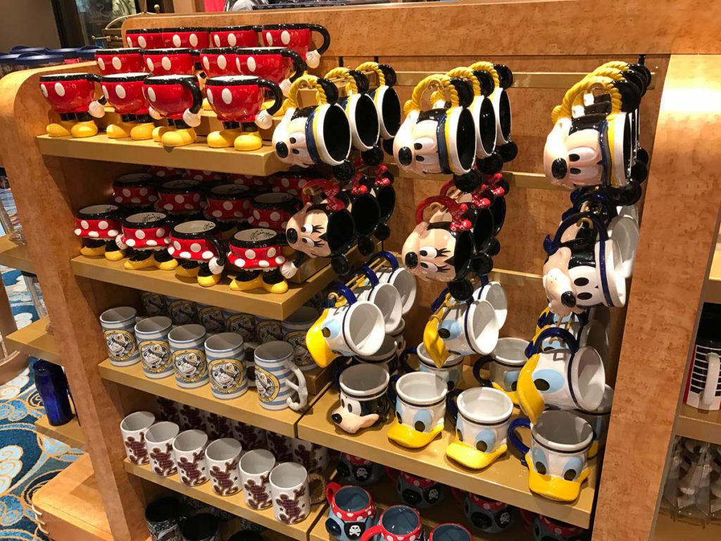 Mickey's MainSail Wonder Merch Feb17 Mugs