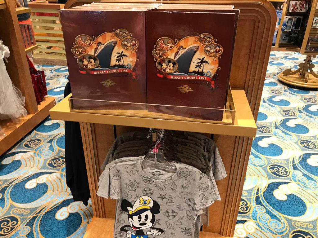 Mickey's MainSail Wonder Merch Feb17 Scrap Book