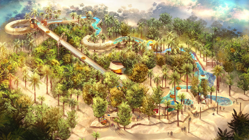 Miss Adventure Falls Rendering